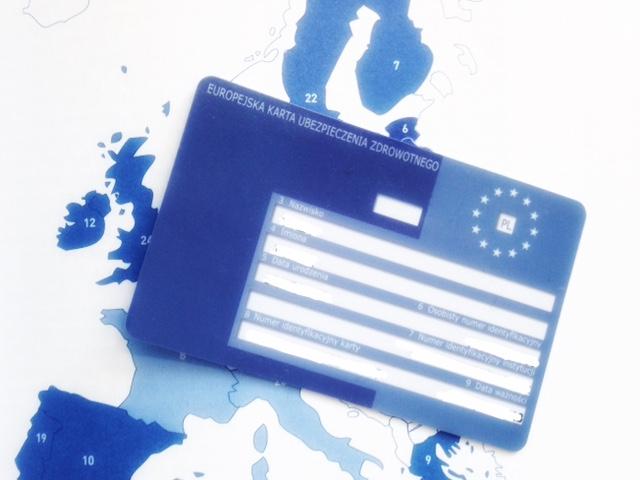 Karta Ubezpieczenia Europa.Ekuz Europejska Karta Ubezpieczenia Zdrowotnego Zabierz Ja Na